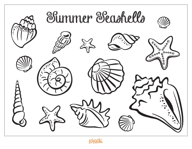 photo about Summer Printable identify Summer season Seas Printable Chuckle Journal
