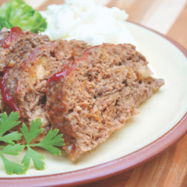 Mouthwatering Meatloaf