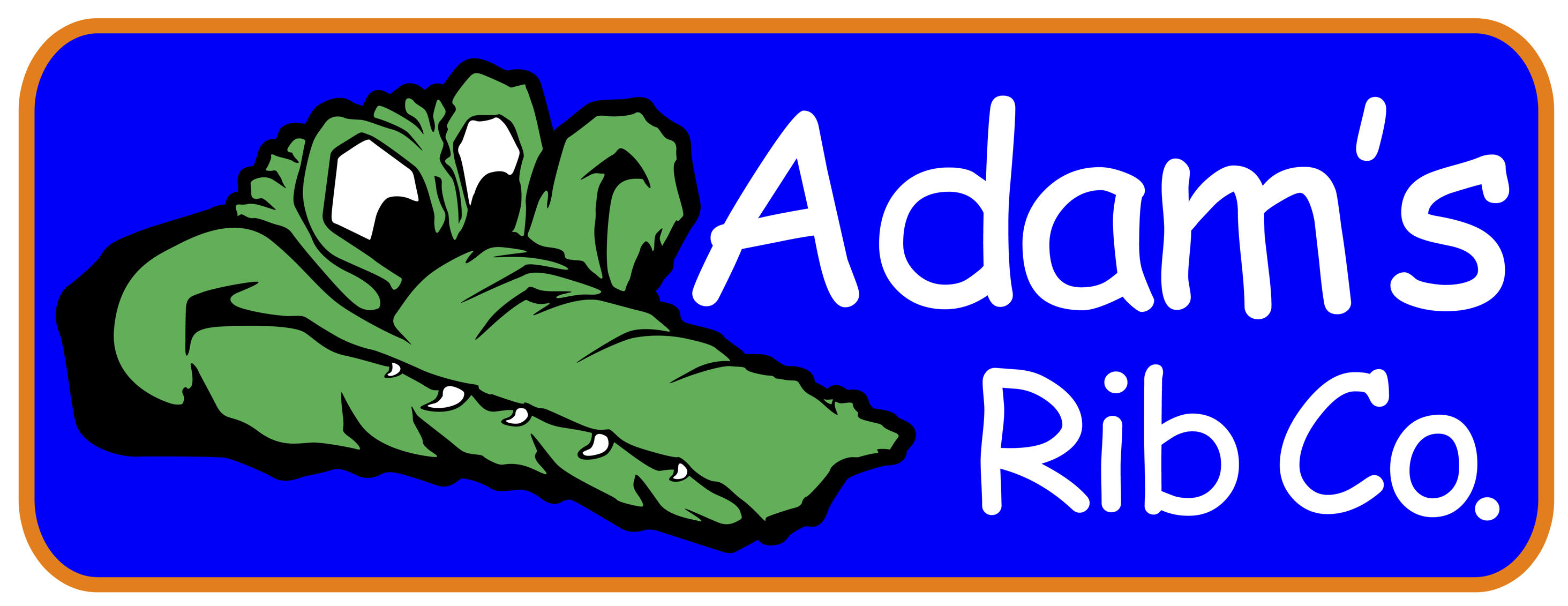 Adam's Ribs Logo
