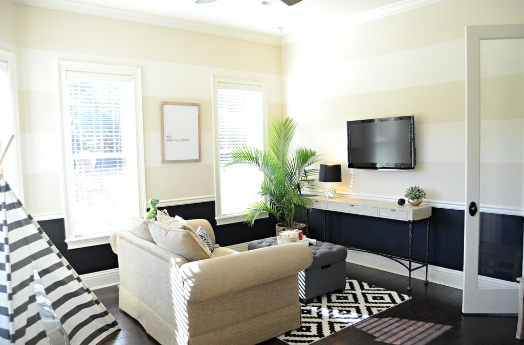 Is There Tv In Your Childs Room >> Room For Everyone Creating The Ideal Playroom For Both A Teen And A