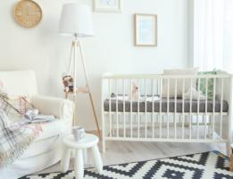 Creating a modern nursery