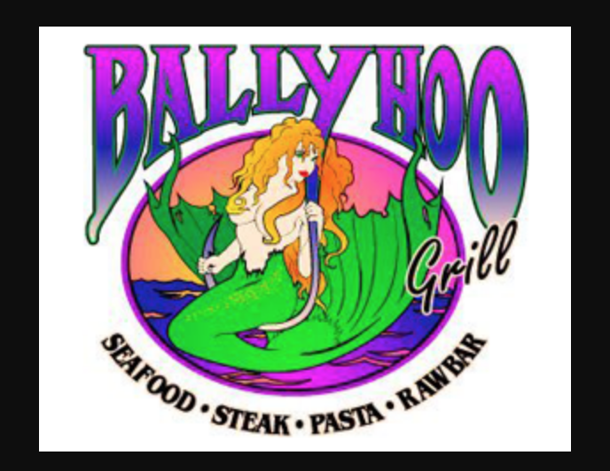 Ballyhoo grill logo
