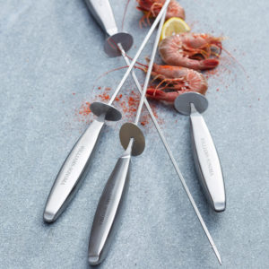 Stainless- Steel Sliding Skewers