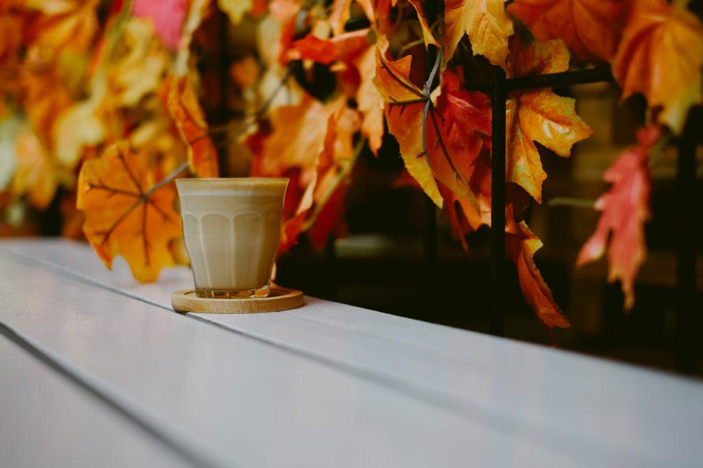 DIY fall drinks