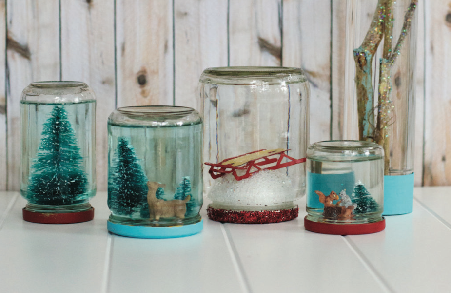 Snow Globe Crafts