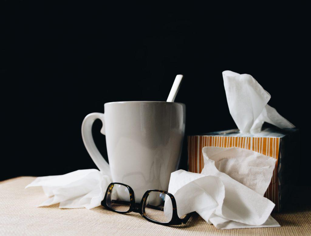 sick tissues