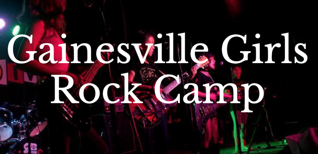 Girls Rock and Roll Camp