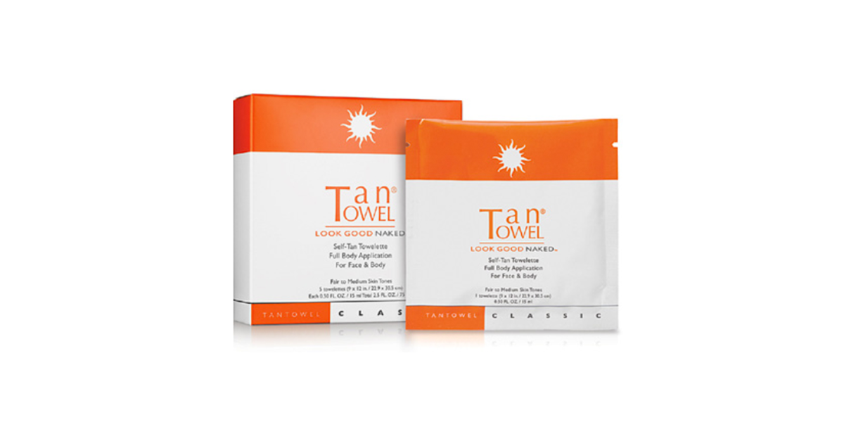 best self-tanners towelettes