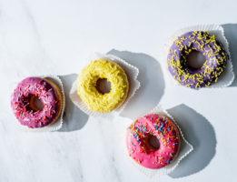 Free Dozen Doughnuts