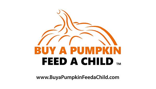 Buy A Pumpkin Feed a Child