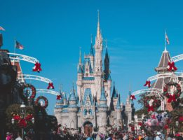 Disney Holiday Festivities