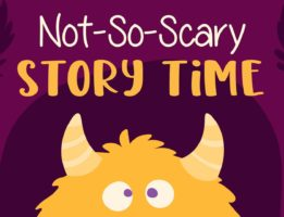 Not-So-Scary Story Time!