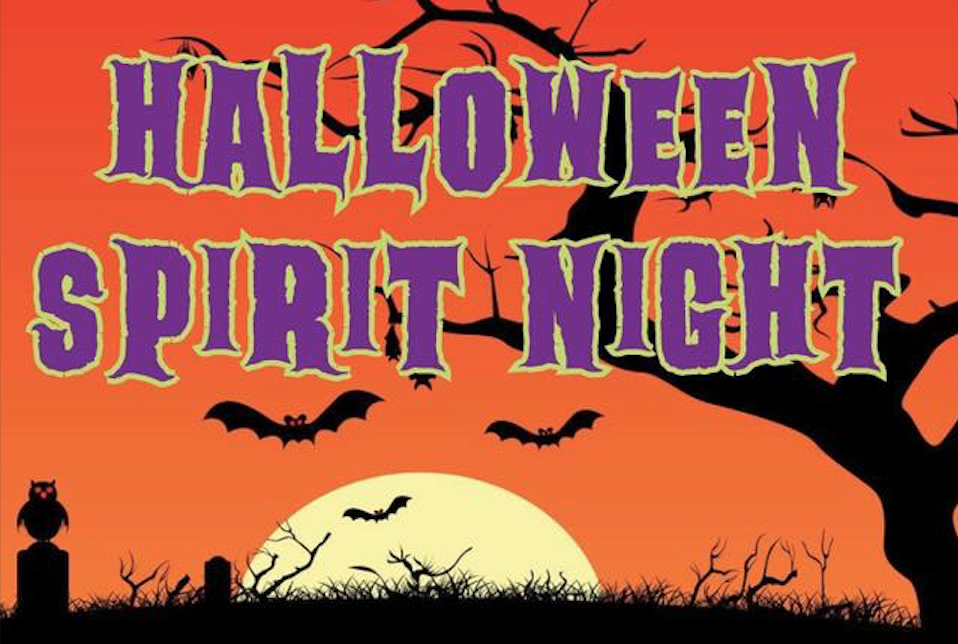 Halloween Spirit Night