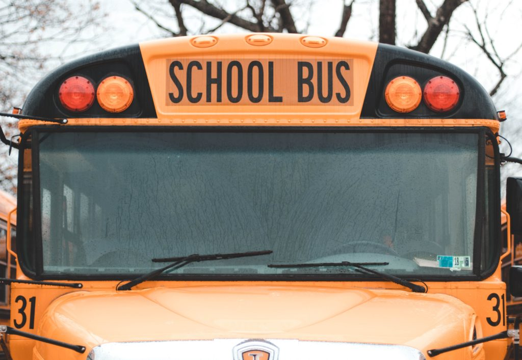 Donate Buses to Local Churches