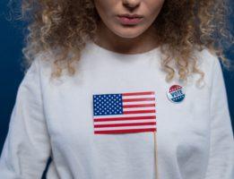 teens navigate voting season.
