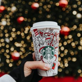 Free Coffee From Starbucks
