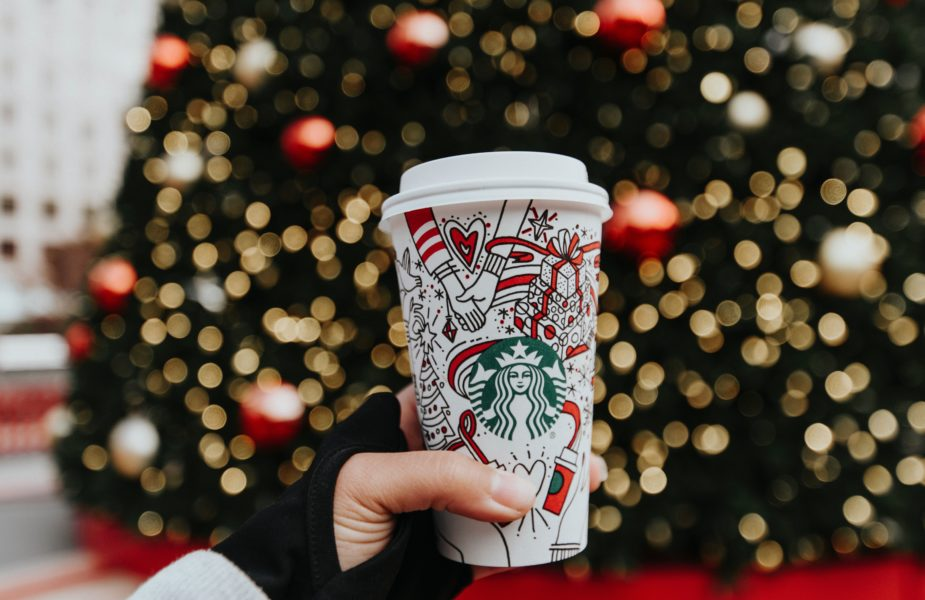 Free Coffee From Starbucks